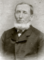 Crawford Parrish, founder of Parrish Florida